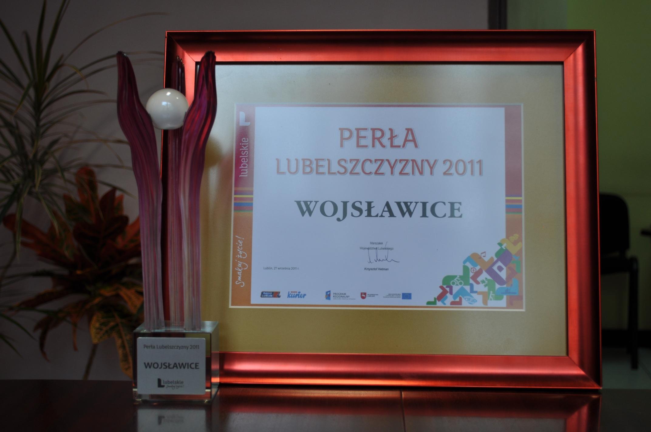 Perła Lubelszczyzny 2011 - Wojsławice!!!